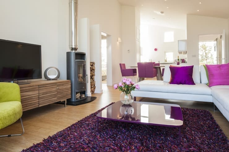 Living room تنفيذ iroka