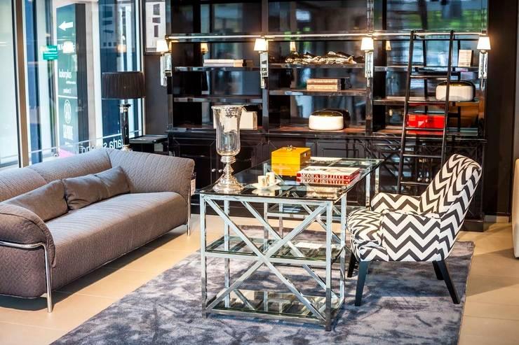 Letnie nowości BBHome: styl , w kategorii Domowe biuro i gabinet zaprojektowany przez BBHome