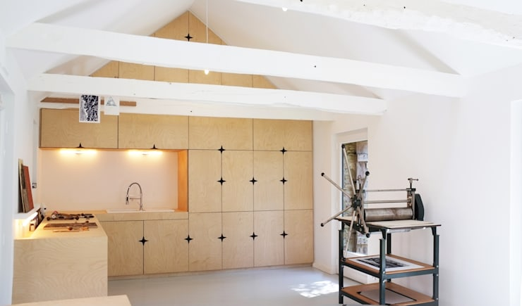 Keuken door Modal Architecture