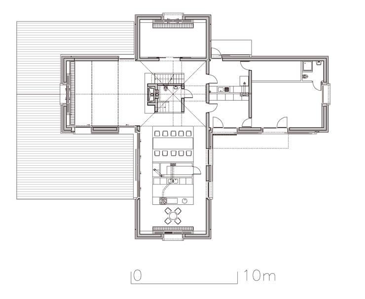 Dom+: styl , w kategorii  zaprojektowany przez PAG Pracownia Architektury Głowacki
