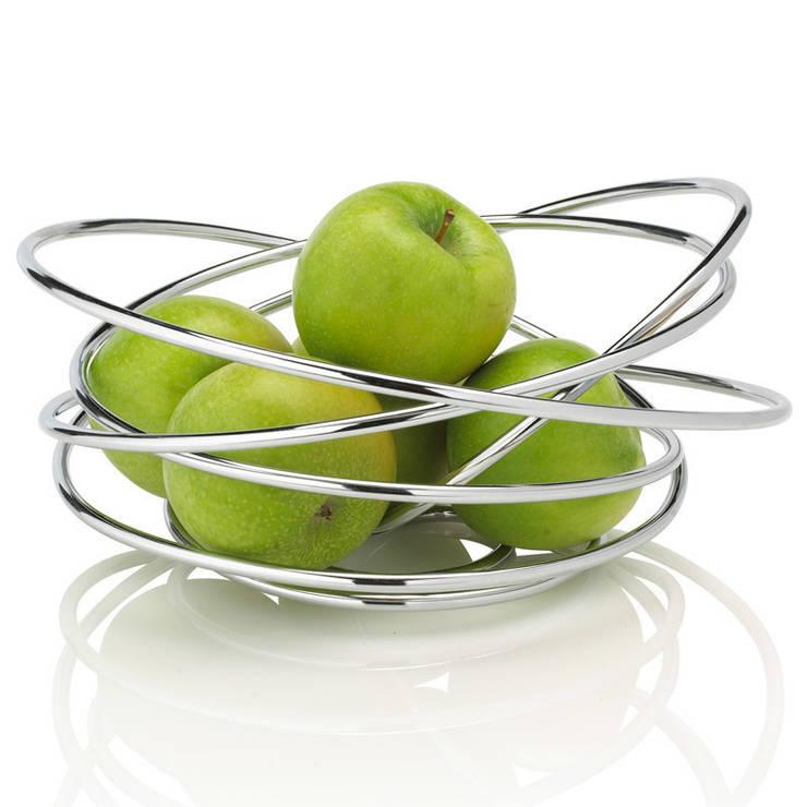 Ваза для фруктов Loop: Гостиная в . Автор – Enjoyme