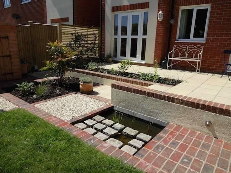 carol whitehead garden design의  정원