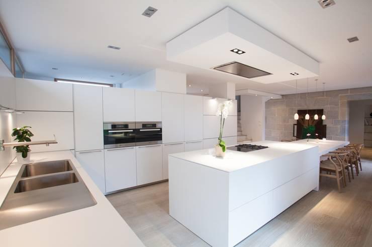 Dapur by bulthaup espace de vie Pontarlier