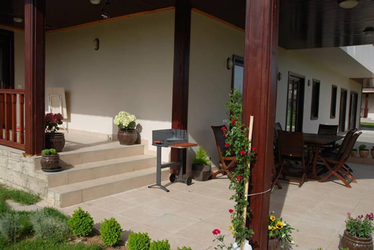 Terrace by Tulya Evleri