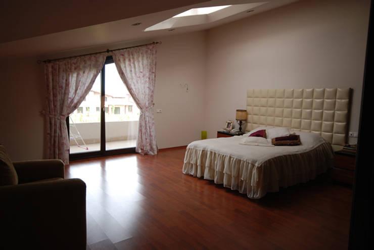Tulya Evleri – Yatak Odası :  tarz Yatak Odası