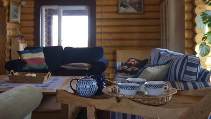 Salas de estilo  por Alena Kazimirava