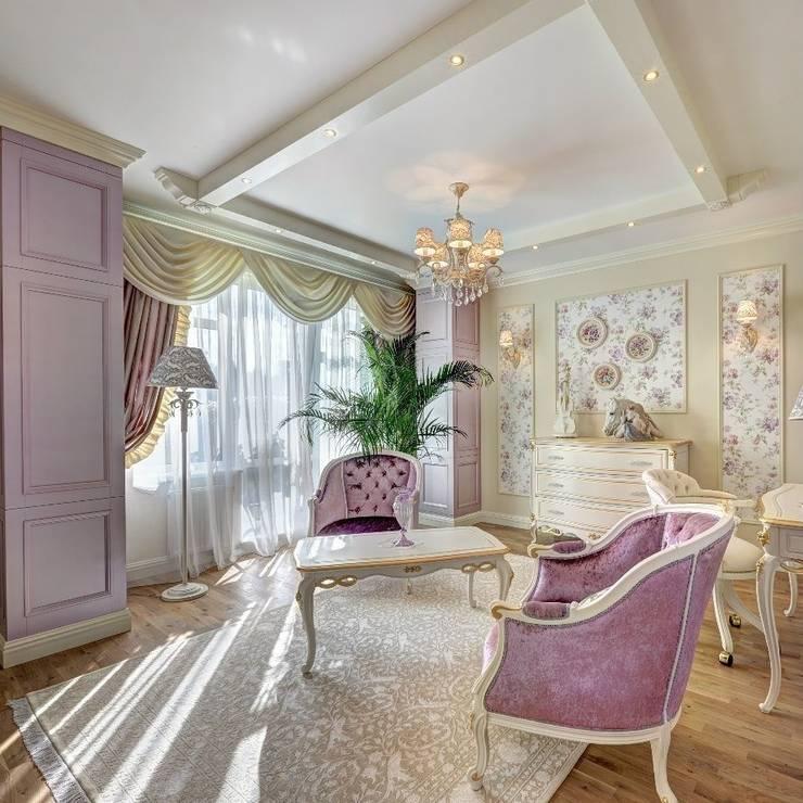Дизайн проекты и предметы мебели: Гостиная в . Автор – АрДи Хаус