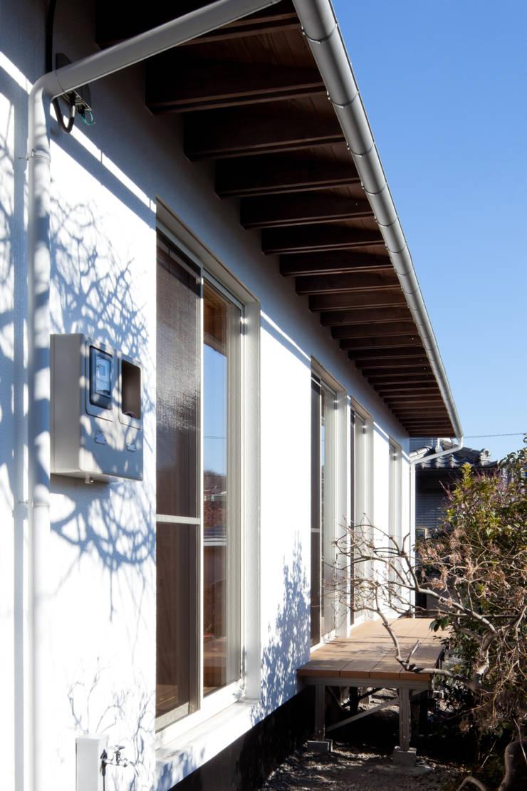 南側外観: 加藤裕一 / KSA が手掛けた家です。