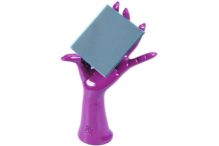 Vago Minds Ltd. – El Üstünde El Aynası / Make-Up Mirror:  tarz İç Dekorasyon
