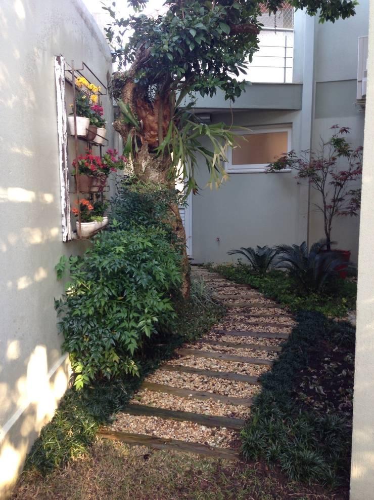 Projeto Residencial: Jardins  por Casa Nova Paisagismo