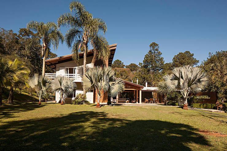 Residencia AO Casas campestres por Saspadini e Schlavon Campestre