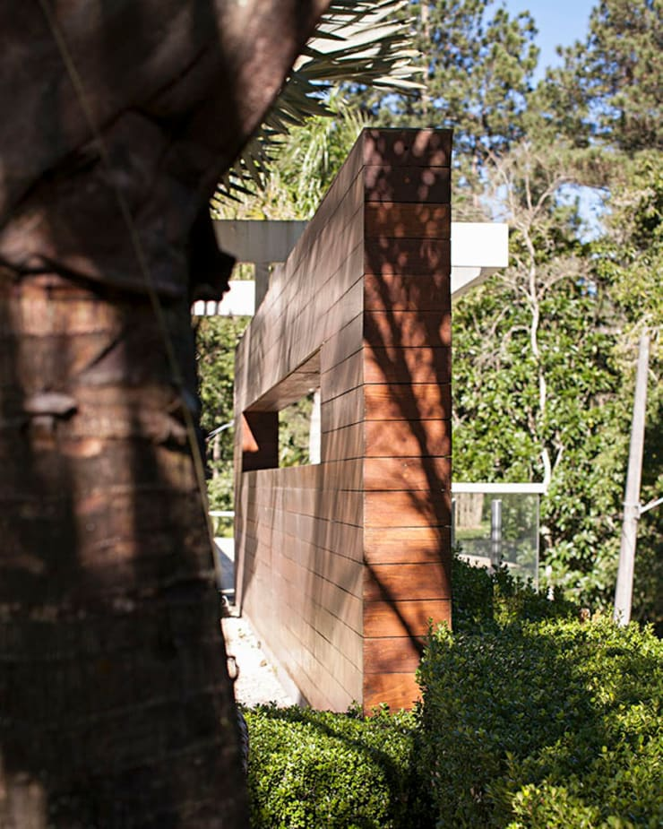 Residencia AO Jardins campestres por Saspadini e Schlavon Campestre