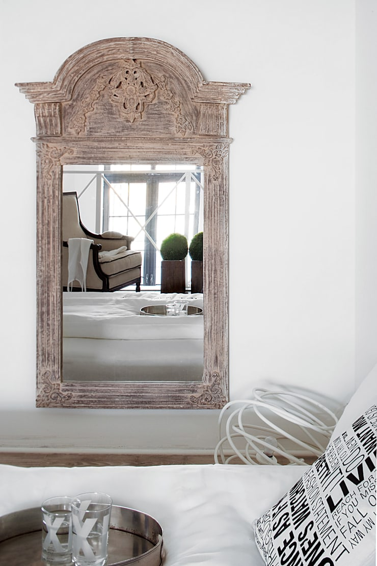 Modern style bedroom by justyna smolec architektura & design Modern