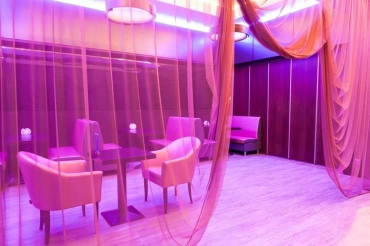 Боулинг «Торино»: Бары и клубы в . Автор – Дизайн-бюро Анны Шаркуновой 'East-West'