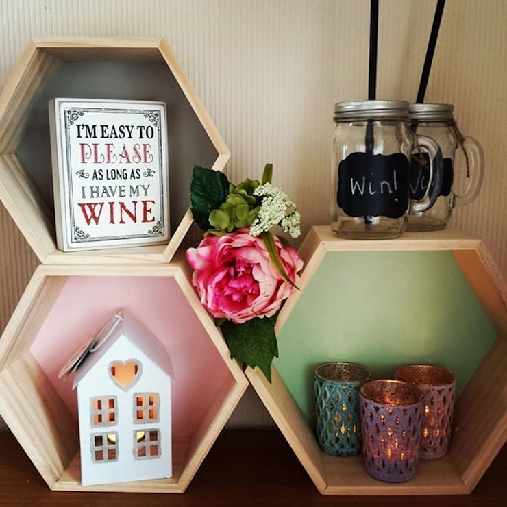 Shabby Chic Home Accessories:  Household by TreatBox