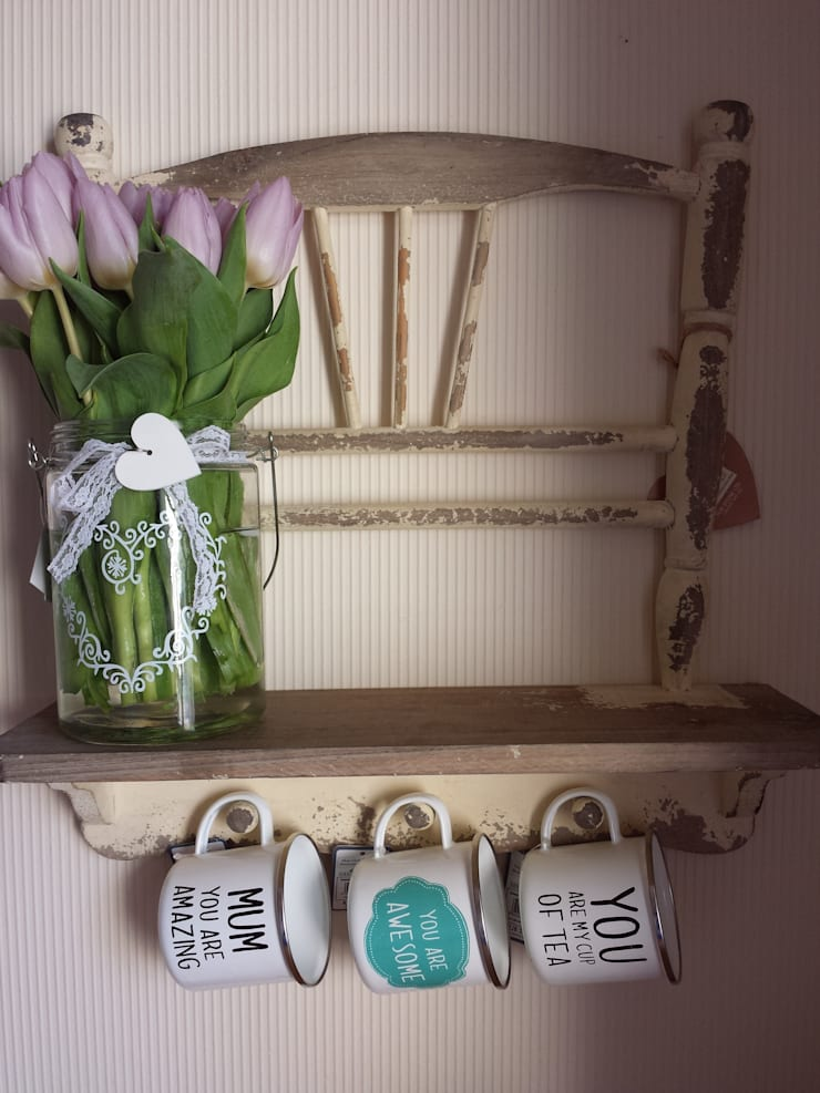 Shabby Chic Home Accessories:  Kitchen by TreatBox