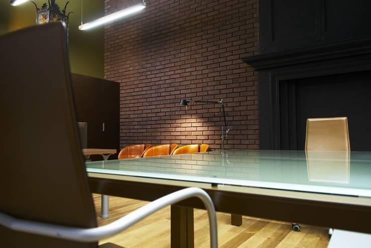 Офис на Лубянке:  в . Автор – Irina Tatarnikova, Лофт