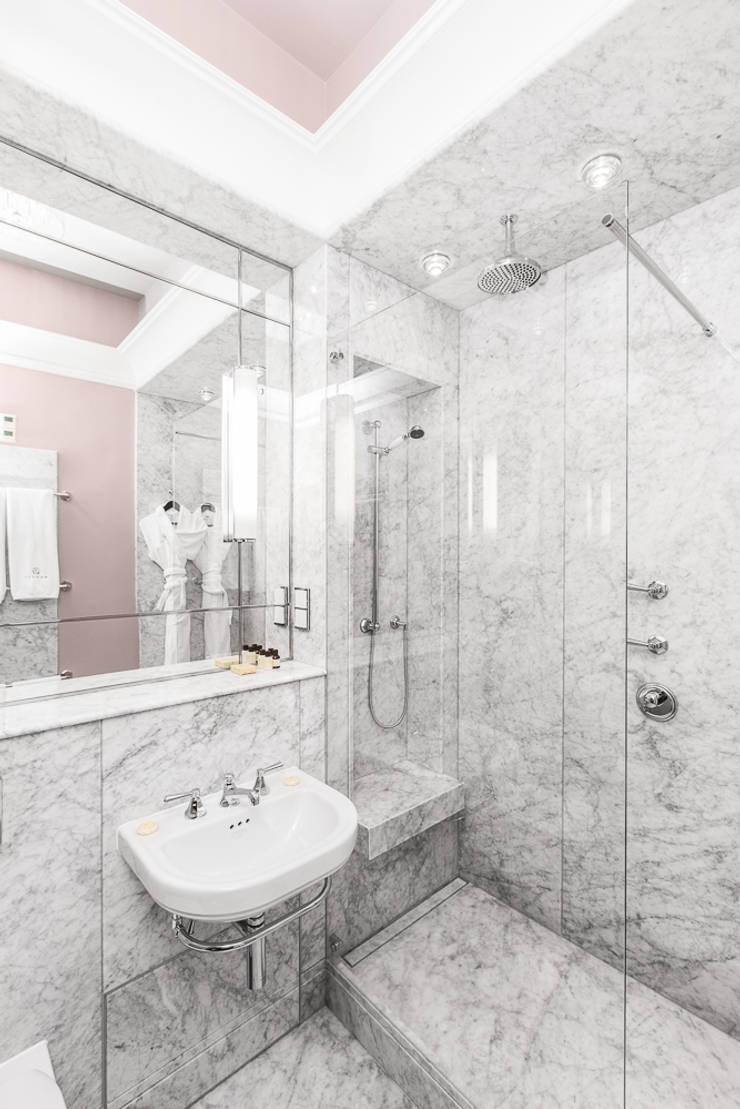 Hotel Wentzl Kraków – Łazienka 23: styl , w kategorii Hotele zaprojektowany przez unikat:lab