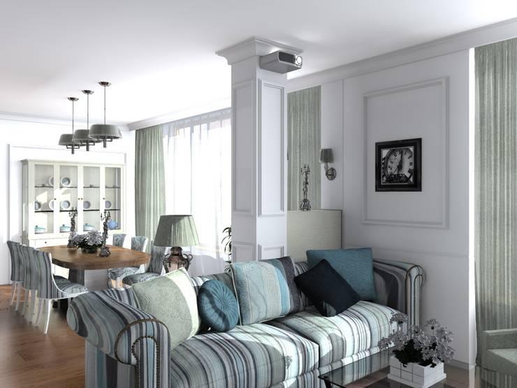 Living room by 3designik,