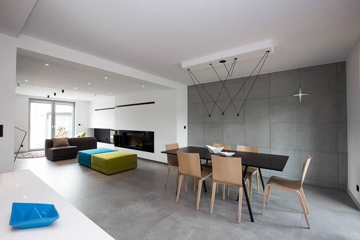 miniszyk: styl , w kategorii Jadalnia zaprojektowany przez unikat:lab
