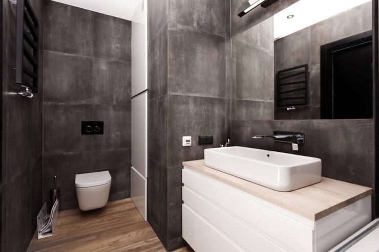 no bo bono: styl , w kategorii Łazienka zaprojektowany przez unikat:lab