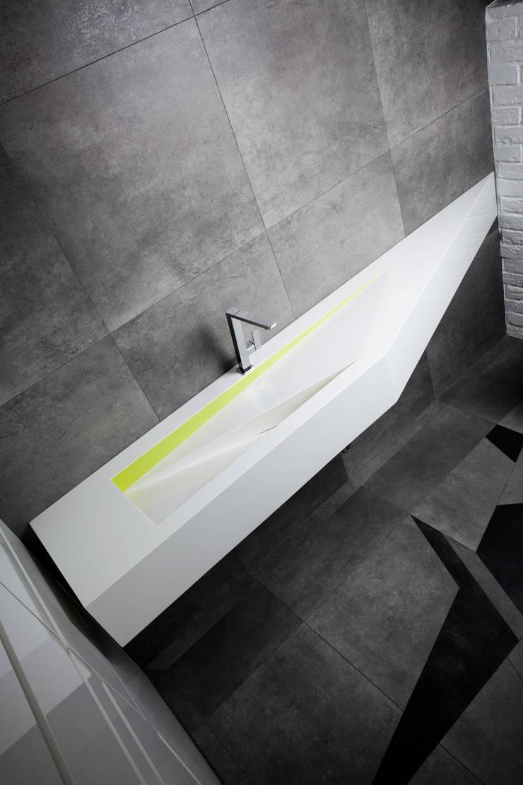 limkat: styl , w kategorii Łazienka zaprojektowany przez unikat:lab