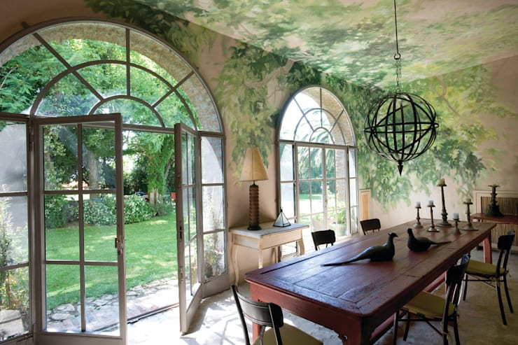 Sala de jantar  por Picta