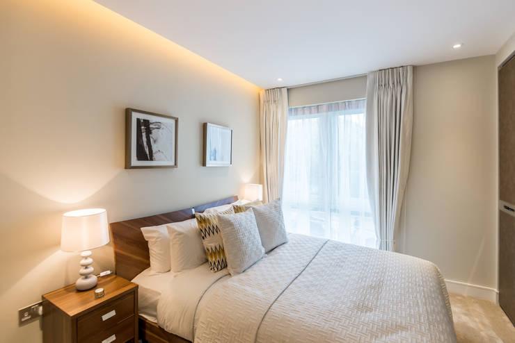 Bedroom 2 Dormitorios de estilo moderno de In:Style Direct Moderno
