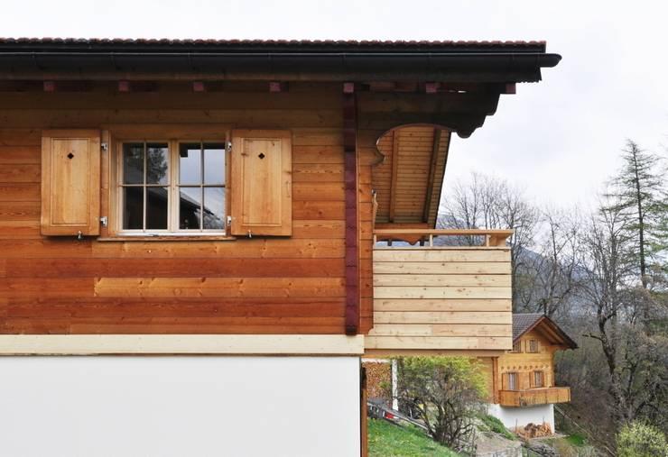 Ferienhaus nach Mass:  Häuser von Juho Nyberg Architektur GmbH