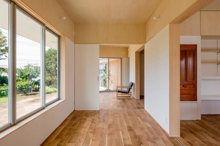 Ruang Keluarga by 矢内建築計画 一級建築士事務所