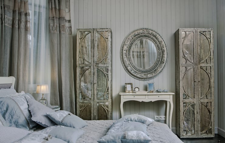Мария Бекетова  Света Лапинаが手掛けた寝室
