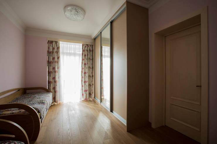 Garibaldi-flat: Детские комнаты в . Автор – ORT-interiors