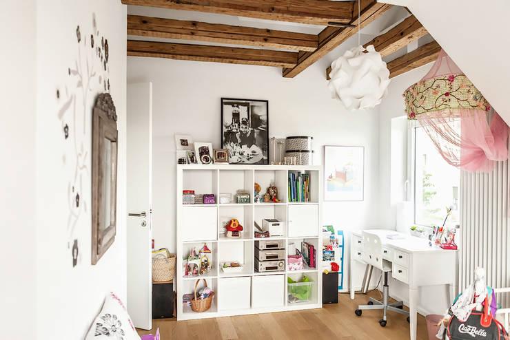 raumatmosphäre pantanella: eklektik tarz tarz Çocuk Odası