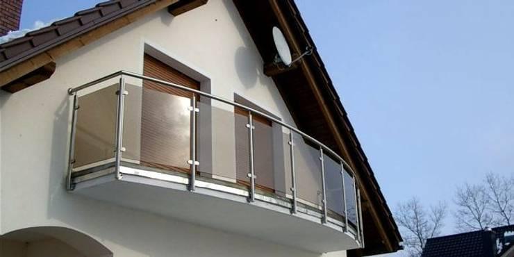 Balkon-/Terrassengeländer:  Terrasse von Stalmach Group
