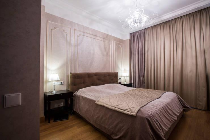 Спальня: Спальни в . Автор – ORT-interiors, Классический