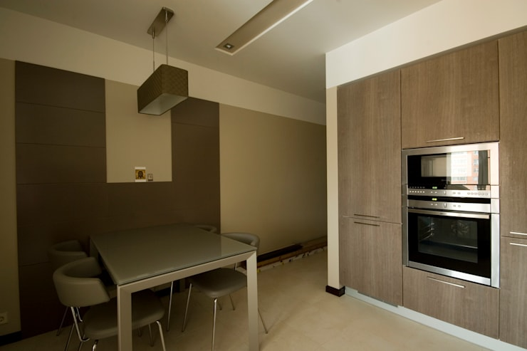 Кухня: Кухни в . Автор – ORT-interiors