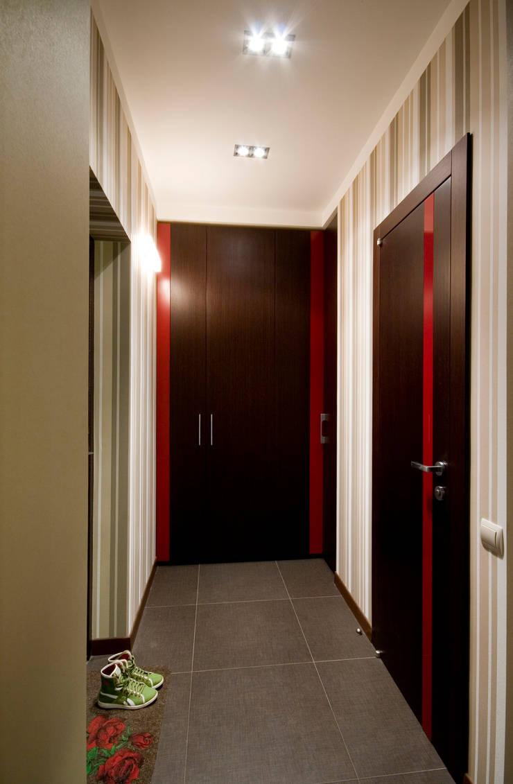 الممر والمدخل تنفيذ ORT-interiors