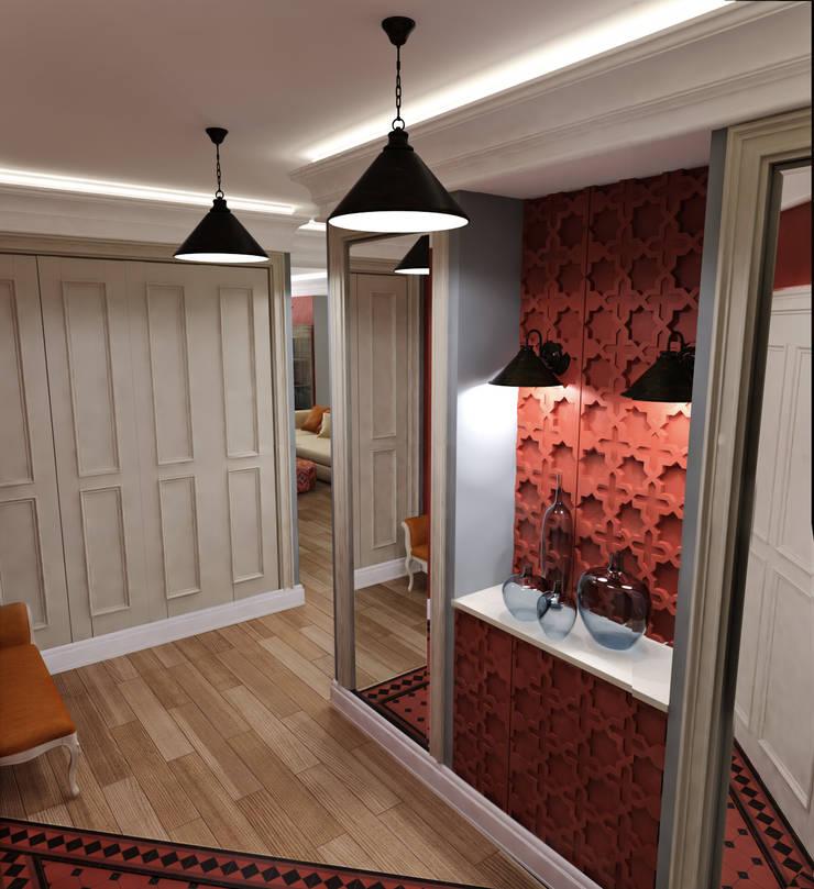 Corridor & hallway by Сидорова Юлия, Eclectic