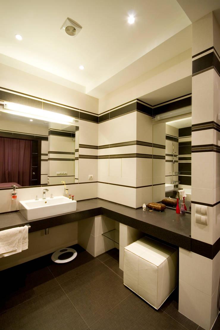حمام تنفيذ ORT-interiors