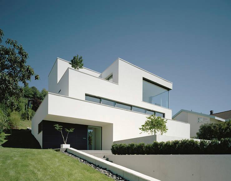 Huizen door steimle architekten