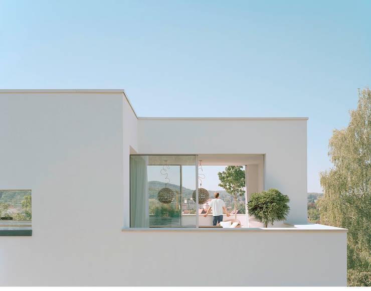 Terras door steimle architekten