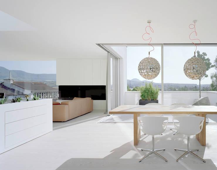 Projekty,  Jadalnia zaprojektowane przez steimle architekten