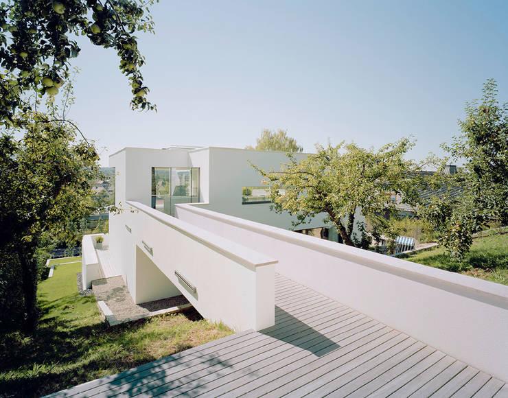Projekty,  Taras zaprojektowane przez steimle architekten