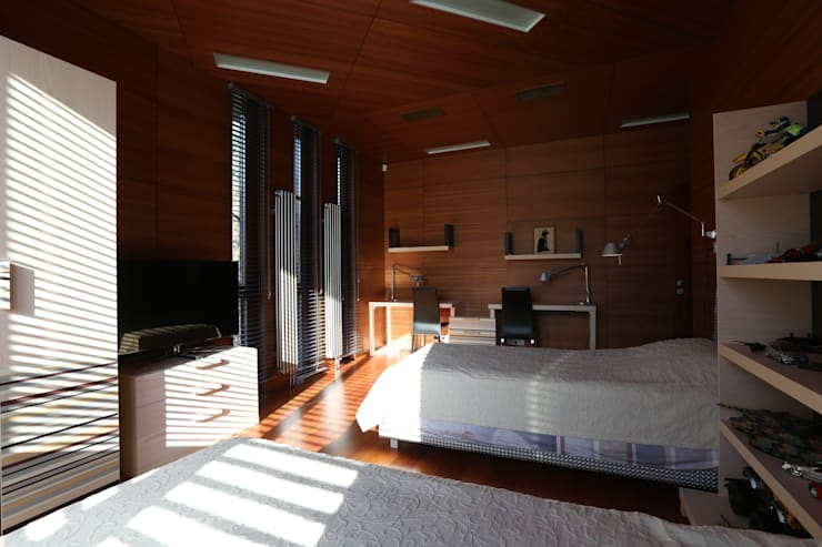 Детская комната: Детские комнаты в . Автор – ORT-interiors