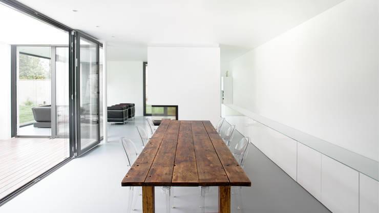 Salas de jantar  por steimle architekten