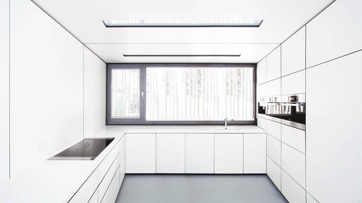 F6:  Küche von steimle architekten