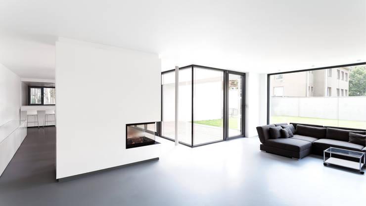 F6:  Wohnzimmer von steimle architekten