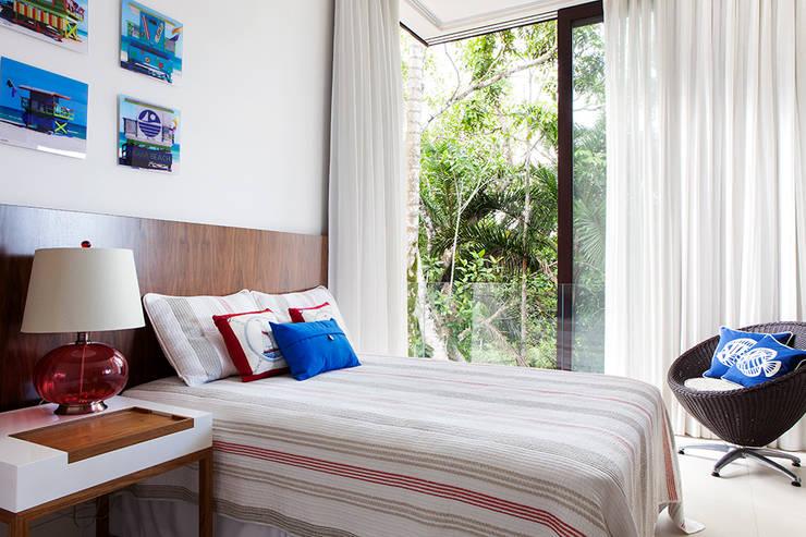 Dormitório: Quartos  por Infinity Spaces