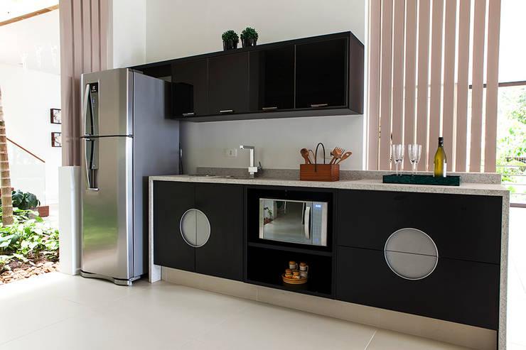 Küche von Infinity Spaces