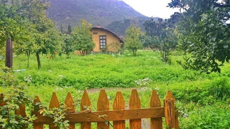 Casas de estilo  por Simurg Evleri Pansiyon